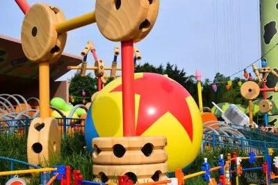 HKDisneyland_ToyStoryLand 7
