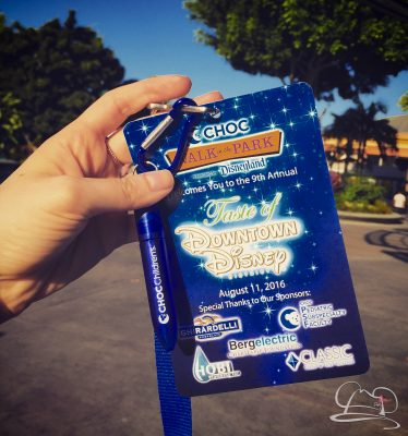 Taste of Downtown Disney - #CHOCWalk-1