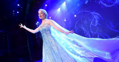 Disney Cruise Line Frozen