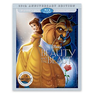 Beauty and the Beast DVD