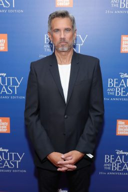 "NEW YORK, NY - SEPTEMBER 18: Robbie Benson attends the special screening of Disney's ""Beauty and the Beast"" to celebrate the 25th Anniversary Edition release on Blu-Ray and DVD on September 18, 2016 in New York City. (Photo by Neilson Barnard/Getty Images for Walt Disney Studios Home Entertainment) *** Local Caption *** Robbie Benson"