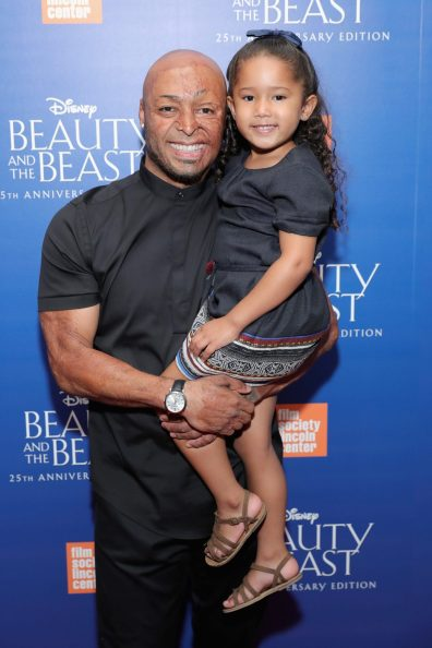 """NEW YORK, NY - SEPTEMBER 18: J.R. Martinez attends the special screening of Disney's """"Beauty and the Beast"""" to celebrate the 25th Anniversary Edition release on Blu-Ray and DVD on September 18, 2016 in New York City. (Photo by Neilson Barnard/Getty Images for Walt Disney Studios Home Entertainment) *** Local Caption *** J.R. Martinez"""