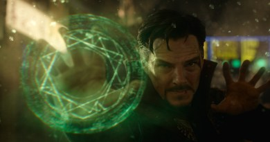 Doctor Strange Sneak Peek Coming to Disney Parks