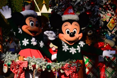mickeychristmas