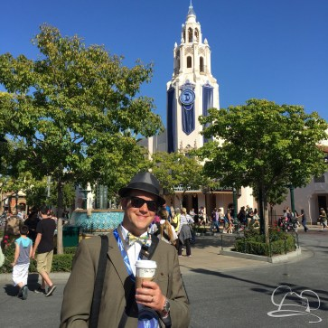 Mr. DAPs Covers Disneyland's Diamond Celebration-2