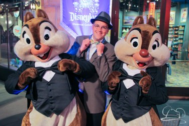 Mr. DAPs Covers Disneyland's Diamond Celebration-5