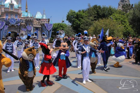 Mr. DAPs Covers Disneyland's Diamond Celebration - July 17, 2015