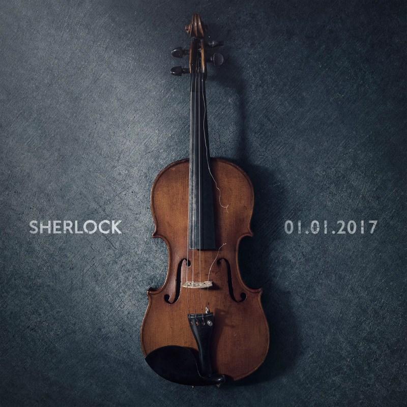 Sherlock Returns on January 1, 2017