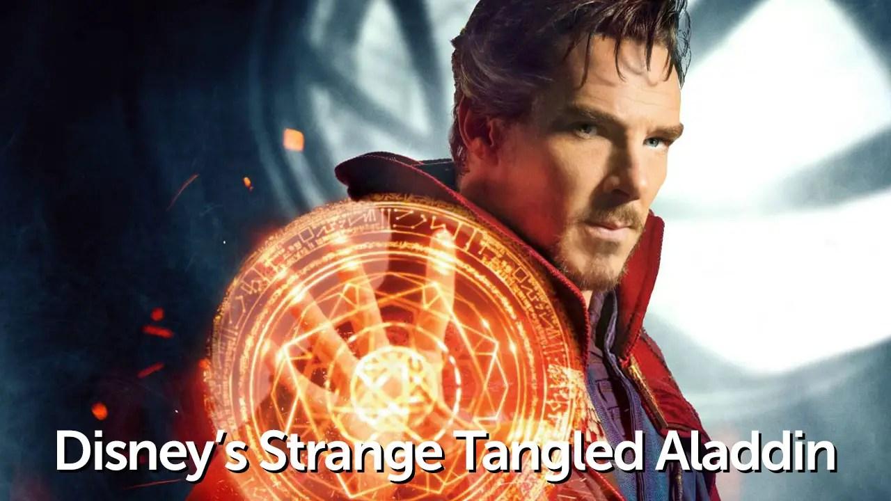 Disney's Strange Tangled Aladdin - Geeks Corner - Episode 602