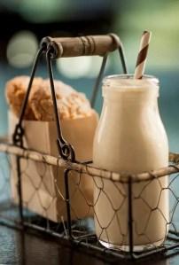 Geek Eats Disney Recipes: Pumpkin Milkshakes - Artist Point at Disney's Wilderness Lodge