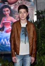 """HOLLYWOOD, CA - NOVEMBER 14: Actor Mason Cook attends The World Premiere of Disney's """"MOANA"""" at the El Capitan Theatre on Monday, November 14, 2016 in Hollywood, CA. (Photo by Alberto E. Rodriguez/Getty Images for Disney) *** Local Caption *** Mason Cook"""