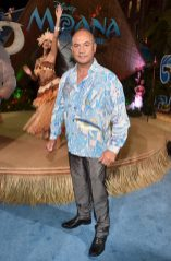 """HOLLYWOOD, CA - NOVEMBER 14: Actor Temuera Morrison attends The World Premiere of Disney's """"MOANA"""" at the El Capitan Theatre on Monday, November 14, 2016 in Hollywood, CA. (Photo by Alberto E. Rodriguez/Getty Images for Disney) *** Local Caption *** Temuera Morrison"""