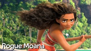 Rogue Moana - Geeks Corner - Episode 609