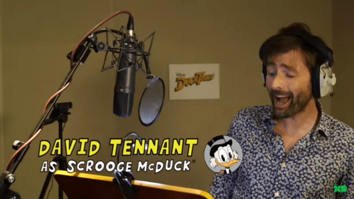 David Tennant is Scrooge McDuck in New DuckTales on Disney XD