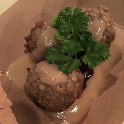 Swedish Meatballs from Festival of Holidays