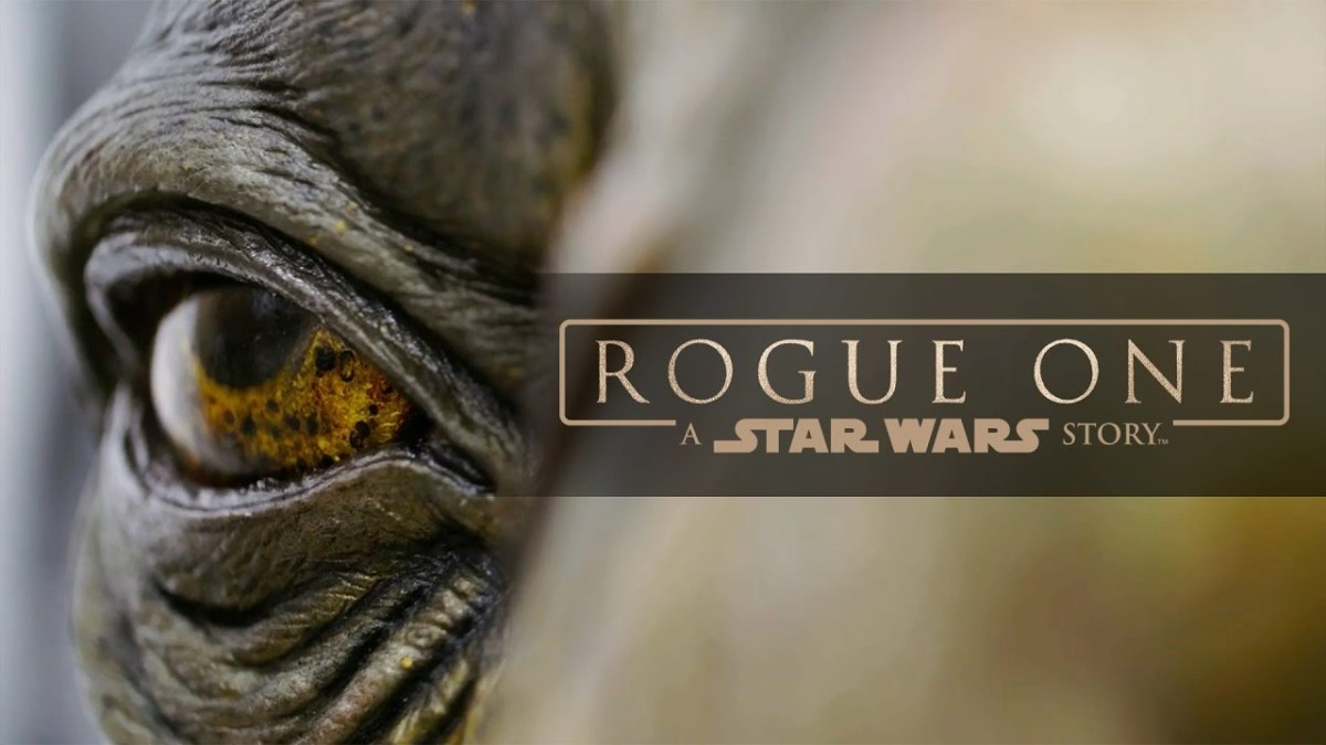Check Out Some of the Creatures from Rogue One: A Star Wars Story and How They Were Created!