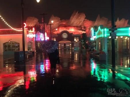 DisneylandCaliforniaAdventureRain 11