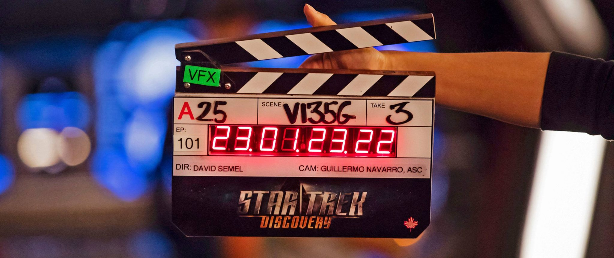 Star Trek: Discovery Begins Production and Releases Teaser
