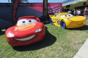 Disney-Pixar's Cars 3 Hitting the Road on Nationwide Tour!