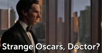 Strange Oscars, Doctor? - Geeks Corner - Episode 622