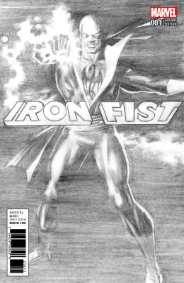 Iron_Fist_1_Ross_Black_and_White_Variant