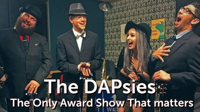 The DAPsies - The Only Award Show That Matters