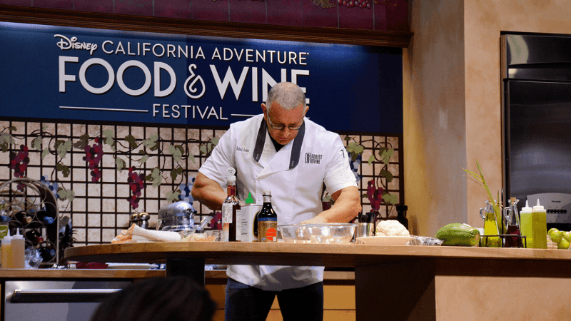 Disney California Adventure Food & Wine Festival