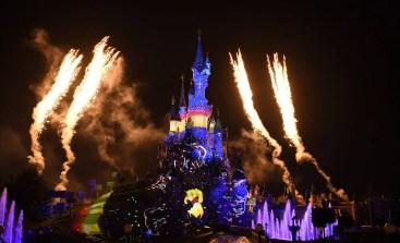 Disney Illuminations - Disneyland Paris