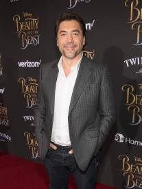 "LOS ANGELES, CA - MARCH 02: Actor Javier Bardem arrives for the world premiere of Disney's live-action ""Beauty and the Beast"" at the El Capitan Theatre in Hollywood as the cast and filmmakers continue their worldwide publicity tour on March 2, 2017 in Los Angeles, California. (Photo by Jesse Grant/Getty Images for Disney) *** Local Caption *** Javier Bardem"