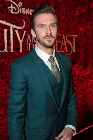 "Dan Stevens arrives for the world premiere of Disney's live-action ""Beauty and the Beast"" at the El Capitan Theatre in Hollywood as the cast and filmmakers continue their worldwide publicity tour. (Photo: Alex J. Berliner/ABImages)"