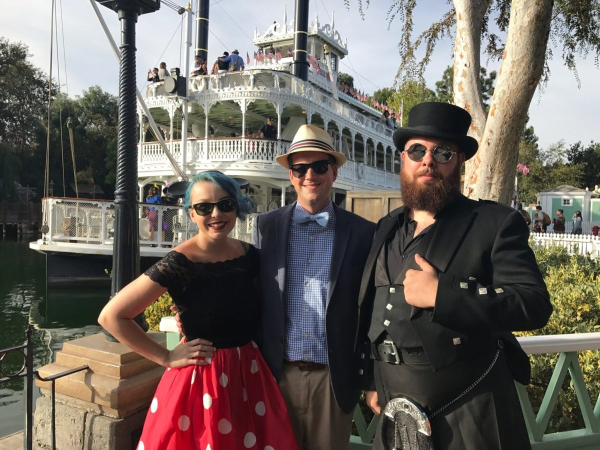Caitie's Five Tips to Successfully Preparing for Dapper Day