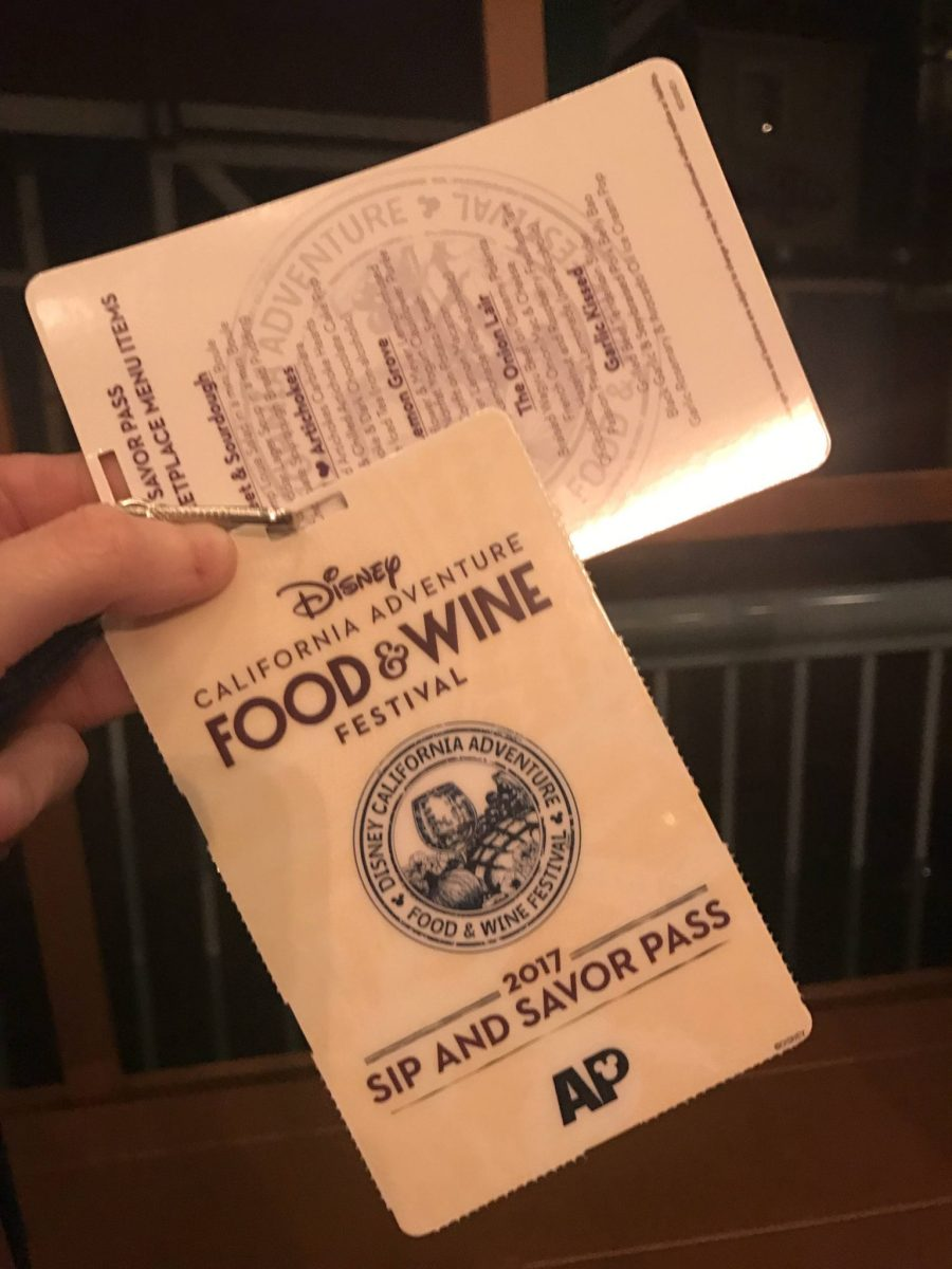 Annual Passholder Exclusive Sip and Savor Pass at Disney California Adventure Food & Wine Festival - Is It Worth It?