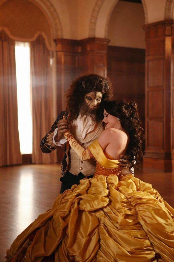 Traci Hines & Nick Pitera - Beauty and the Beast