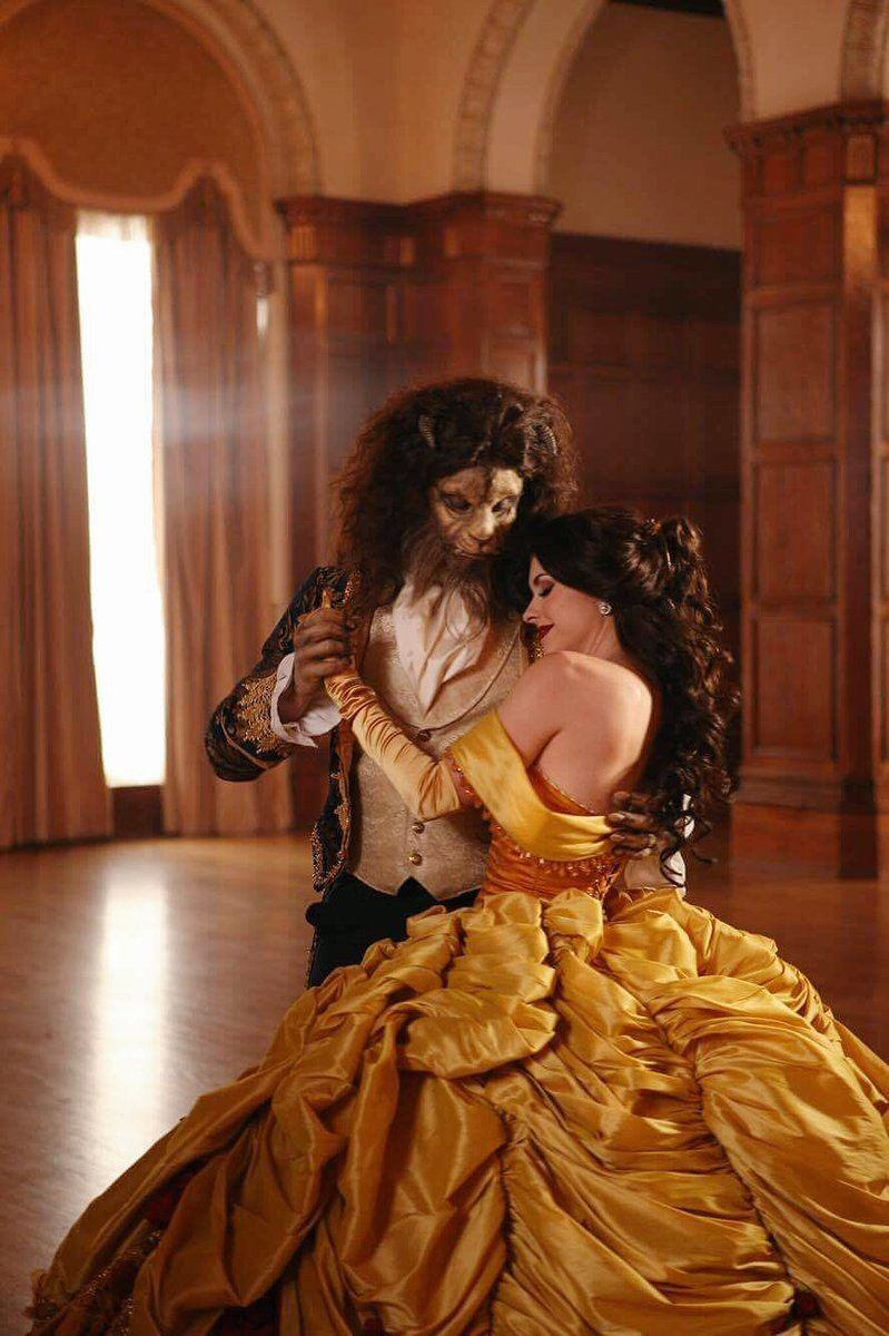 Traci Hines & Nick Pitera - Beauty and the Beast