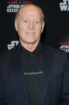 ORLANDO, FL - APRIL 14: Frank Marshall attends the STAR WARS: THE LAST JEDI PANEL during the 2017 STAR WARS CELEBRATION at Orange County Convention Center on April 14, 2017 in Orlando, Florida. (Photo by Gerardo Mora/Getty Images for Disney) *** Local Caption *** Frank Marshall