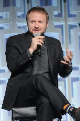 ORLANDO, FL - APRIL 14: Rian Johnson attends the STAR WARS: THE LAST JEDI PANEL during the 2017 STAR WARS CELEBRATION at Orange County Convention Center on April 14, 2017 in Orlando, Florida. (Photo by Gerardo Mora/Getty Images for Disney) *** Local Caption *** Rian Johnson