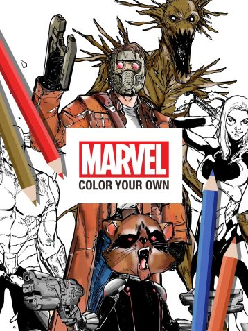 Marvel Color Your Own_01