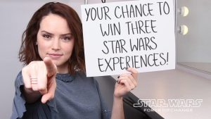 Star Wars: Force for Change - Daisy Ridley
