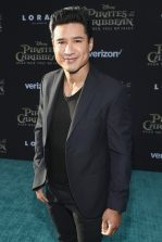 "HOLLYWOOD, CA - MAY 18: Tv personality Mario Lopez at the Premiere of Disney's and Jerry Bruckheimer Films' ""Pirates of the Caribbean: Dead Men Tell No Tales,"" at the Dolby Theatre in Hollywood, CA with Johnny Depp as the one-and-only Captain Jack in a rollicking new tale of the high seas infused with the elements of fantasy, humor and action that have resulted in an international phenomenon for the past 13 years. May 18, 2017 in Hollywood, California. (Photo by Rich Polk/Getty Images for Disney) *** Local Caption *** Mario Lopez"