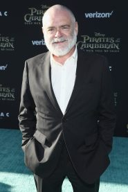 "HOLLYWOOD, CA - MAY 18: Actor Kevin McNally at the Premiere of Disney's and Jerry Bruckheimer Films' ""Pirates of the Caribbean: Dead Men Tell No Tales,"" at the Dolby Theatre in Hollywood, CA with Johnny Depp as the one-and-only Captain Jack in a rollicking new tale of the high seas infused with the elements of fantasy, humor and action that have resulted in an international phenomenon for the past 13 years. May 18, 2017 in Hollywood, California. (Photo by Rich Polk/Getty Images for Disney) *** Local Caption *** Kevin McNally"