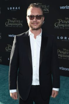 "HOLLYWOOD, CA - MAY 18: Director Espen Sandberg at the Premiere of Disney's and Jerry Bruckheimer Films' ""Pirates of the Caribbean: Dead Men Tell No Tales,"" at the Dolby Theatre in Hollywood, CA with Johnny Depp as the one-and-only Captain Jack in a rollicking new tale of the high seas infused with the elements of fantasy, humor and action that have resulted in an international phenomenon for the past 13 years. May 18, 2017 in Hollywood, California. (Photo by Rich Polk/Getty Images for Disney) *** Local Caption *** Espen Sandberg"