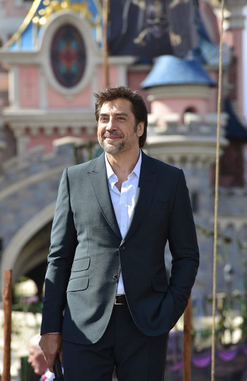 PARIS, FRANCE - MAY 14: Javier Bardem attends the European Premiere to celebrate the release of Disney's 'Pirates of the Caribbean: Salazar's Revenge' at Disneyland Paris on May 14, 2017 in Paris, France. (Photo by Handout/Getty Images) *** Local Caption *** Javier Bardem