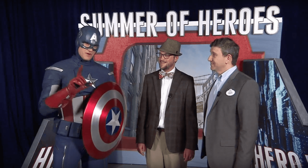 Lots of Ways to Be Heroic During Disneyland Resort's Summer of Heroes!