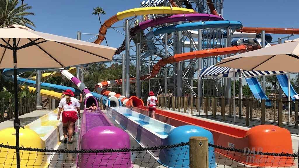 Knott's Soak City - A Great Summer Value With New Slides