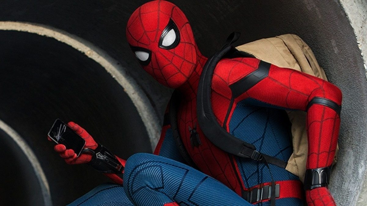 New Spider-Man: Homecoming Trailer Released!