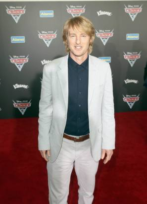 """ANAHEIM, CA - JUNE 10: Actor Owen Wilson poses at the World Premiere of Disney/Pixarís ìCars 3"""" at the Anaheim Convention Center on June 10, 2017 in Anaheim, California. (Photo by Jesse Grant/Getty Images for Disney) *** Local Caption *** Owen Wilson"""