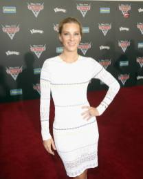 """ANAHEIM, CA - JUNE 10: Actor Heather Morris poses at the World Premiere of Disney/Pixarís ìCars 3"""" at the Anaheim Convention Center on June 10, 2017 in Anaheim, California. (Photo by Jesse Grant/Getty Images for Disney) *** Local Caption *** Heather Morris"""