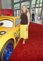"""ANAHEIM, CA - JUNE 10: Writer Kiel Murray at the World Premiere of Disney/Pixarís ìCars 3"""" at the Anaheim Convention Center on June 10, 2017 in Anaheim, California. (Photo by Alberto E. Rodriguez/Getty Images for Disney) *** Local Caption *** Kiel Murray"""