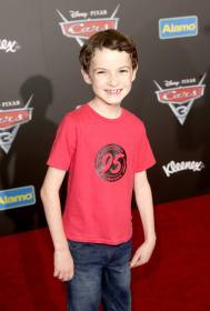 "ANAHEIM, CA - JUNE 10: Actor Jason Maybaum at the World Premiere of Disney/Pixarís ìCars 3"" at the Anaheim Convention Center on June 10, 2017 in Anaheim, California. (Photo by Jesse Grant/Getty Images for Disney) *** Local Caption *** Jason Maybaum"