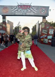 ANAHEIM, CA - JUNE 10: Actor Jenifer Lewis poses at the after party for the World Premiere of Disney/Pixarís ìCars 3î at Cars Land at Disney California Adventure in Anaheim, CA. (Photo by Alberto E. Rodriguez/Getty Images for Disney) *** Local Caption *** Jenifer Lewis